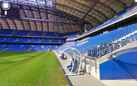 Google устроил виртуальные экскурсии по стадионам Евро-2012. Зображення № 6.