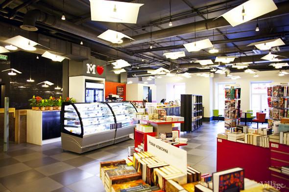 После прочтения съесть: 5 кафе при магазинах. Изображение №1.