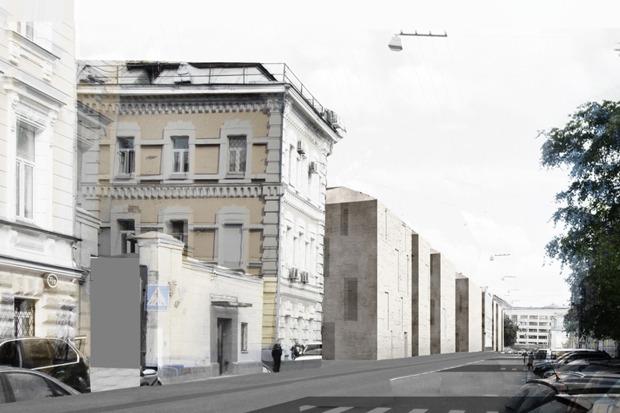 Что делать с электростанцией на Балчуге: 5 проектов студентов МАРХИ. Изображение № 14.