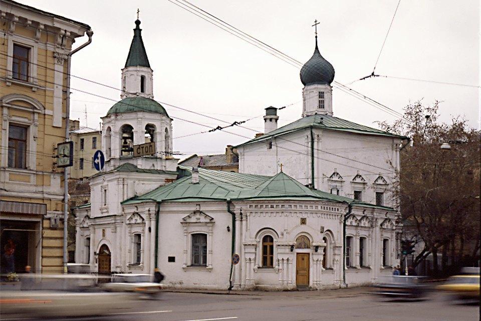 Камера наблюдения: Москва глазами Александра Викторова. Изображение № 18.