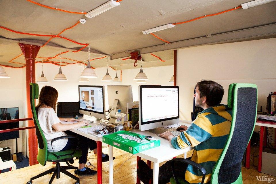 Офис недели (Москва): Radugadesign. Изображение № 5.