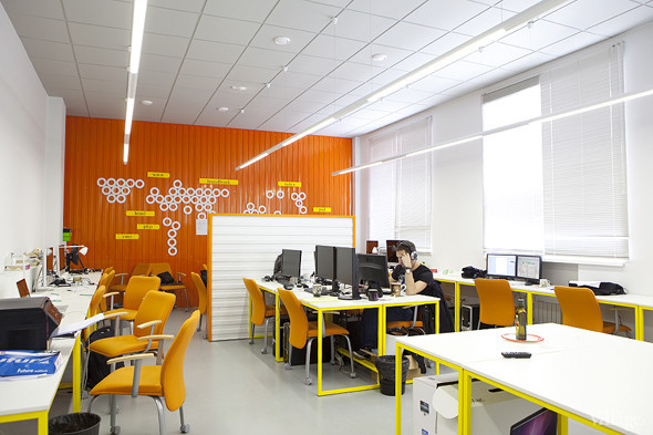 Офис недели (Москва): Рекламное агентство Grape. Изображение № 4.