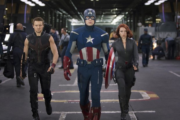 Кадр из фильма «Мстители». Изображение № 2.