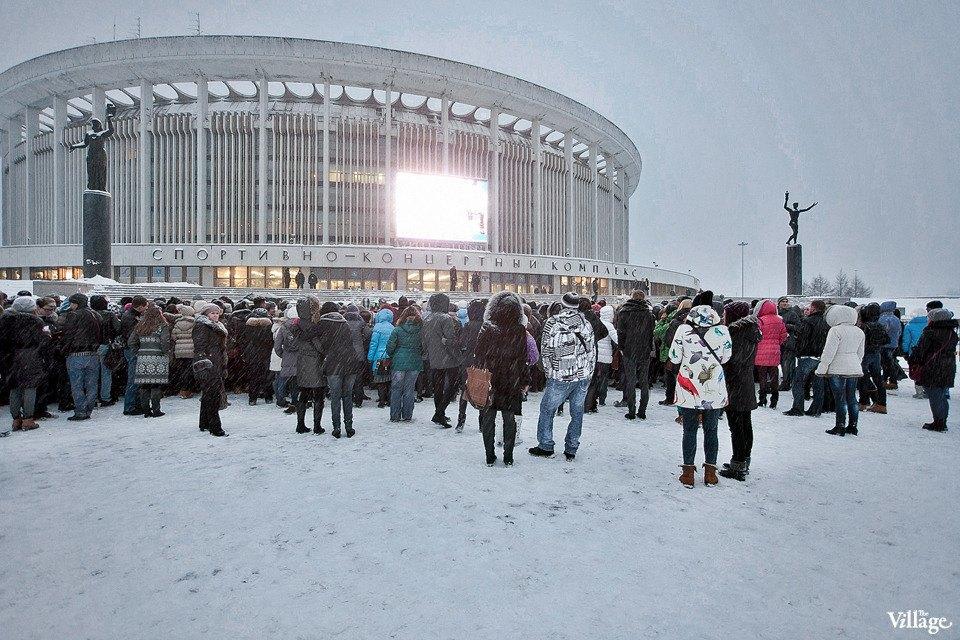 Люди в городе: Посетители концерта Lady Gaga в Москве и Петербурге. Изображение № 22.