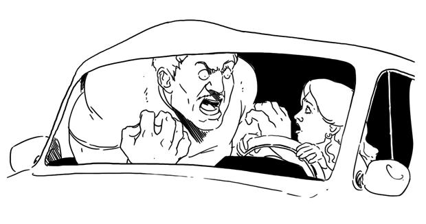 Как всё устроено: Инструктор в автошколе. Изображение № 2.