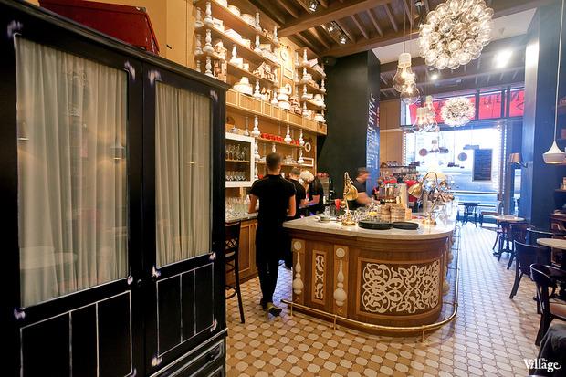 В Доме Мертенса открылся ресторан-кондитерская Bengel & Zaek. Изображение № 13.