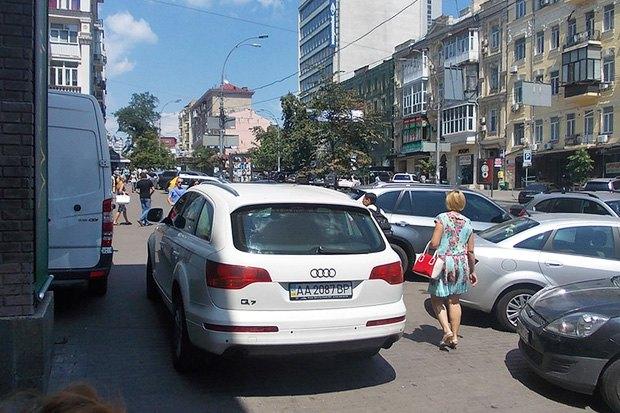Неровный счёт: Пешеходы против автомобилей. Зображення № 3.