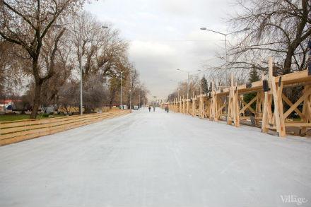 Лёд тронулся: Зимние катки в Москве. Изображение № 9.