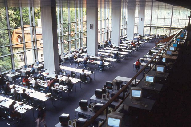 Баварская городская библиотека. Изображение № 12.