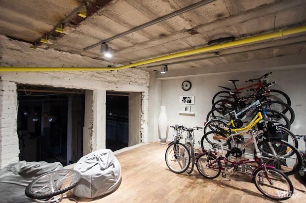 В «Этажах» появился велосипедный магазин-клуб . Изображение № 11.