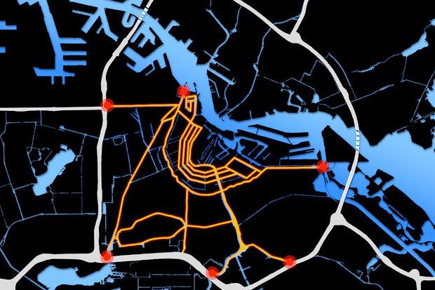 Иностранный опыт: Городские проекты под землёй. Изображение №5.