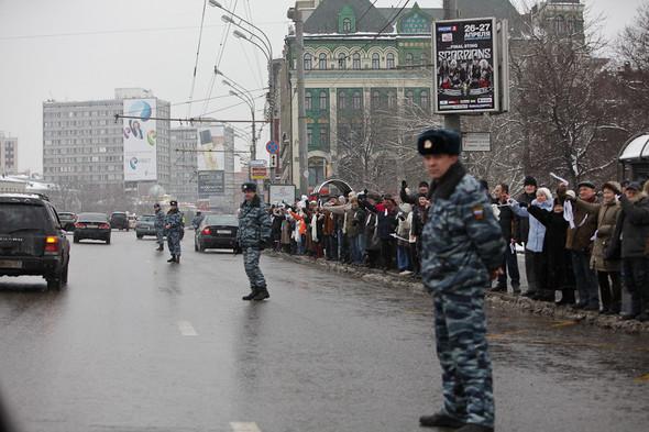 Близкое окружение: Участники акции «Белый круг» о проблемах Москвы. Изображение № 53.