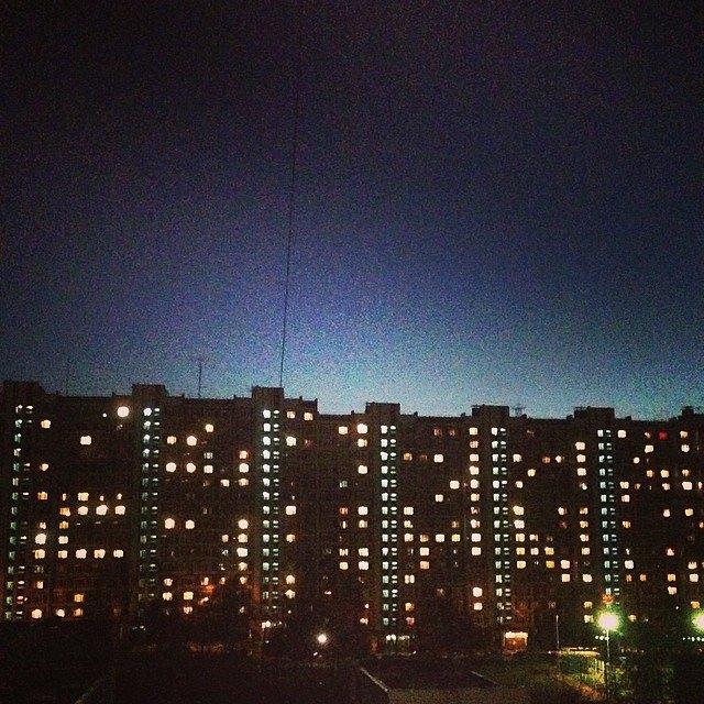Акция «Час Земли» вМоскве вснимках Instagram. Изображение № 14.