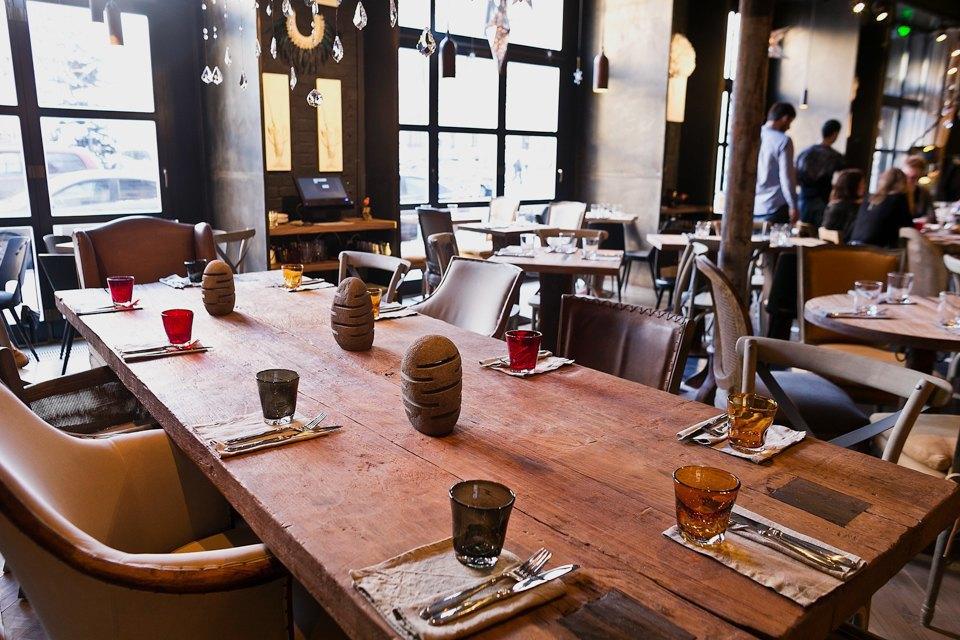 Ресторан Lesartists. Изображение № 7.