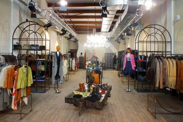 В «Outlet Village Белая Дача» открылся магазин Cara&Co Timeless. Изображение № 6.