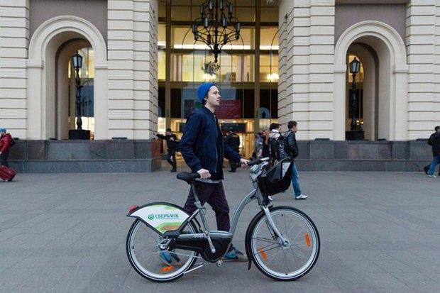 Эксперимент: Может ли прокатный велосипед стать альтернативой автомобилю в Москве. Изображение № 11.