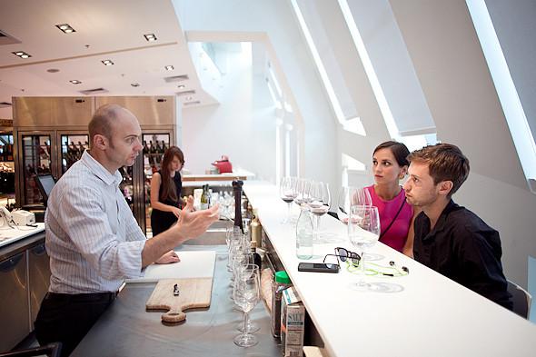 Винный корнер: Дегустация и закуски к вину за 1 000 рублей. Изображение № 26.