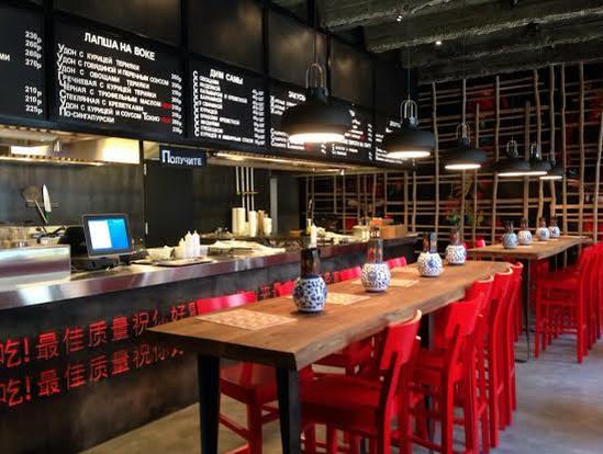 Владельцы «Тануки» открыли новый ресторан «Китай Чи». Изображение № 1.