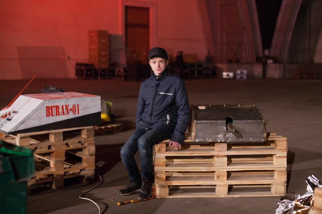 «Мощь в чистом виде»: Боевые роботы в Москве. Изображение № 1.