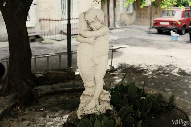 По ту сторону: Прогулка по одесским дворикам. Зображення № 14.