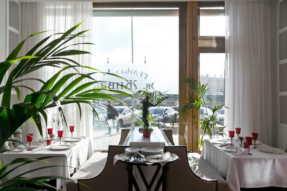 Ресторан «Dr.Живаго». Изображение № 18.