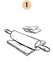 Рецепты шефов: Хачапури «Пеновани». Изображение № 4.