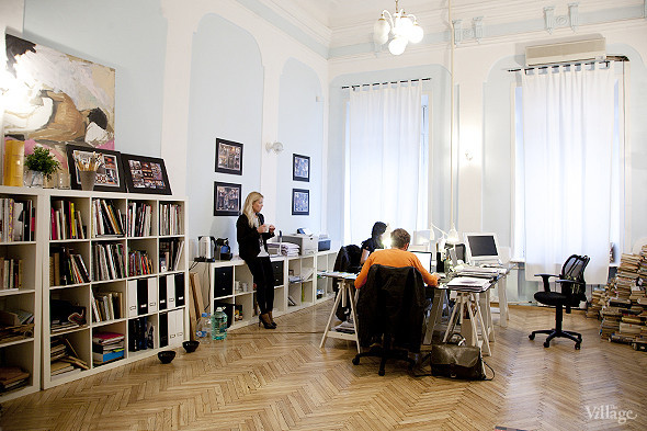 Офис недели (Москва). Изображение № 2.