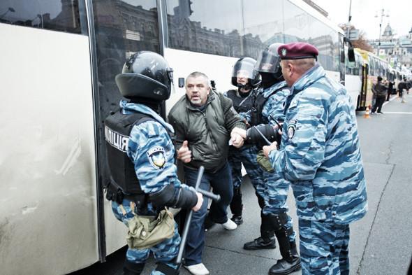 Copwatch: Действия милиции на Крещатике в день оглашения приговора Юлии Тимошенко. Зображення № 18.