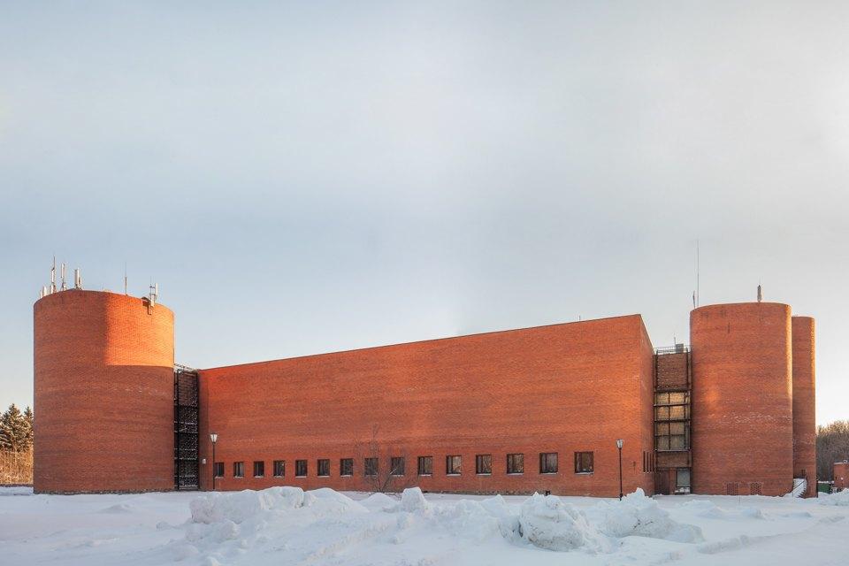 Архитектор Михаил Князев — оПалеонтологическом музее . Изображение № 4.