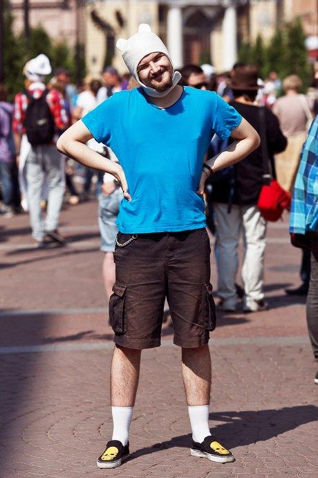 Люди в городе: Участники «Гик-парада» в Петербурге. Изображение №15.