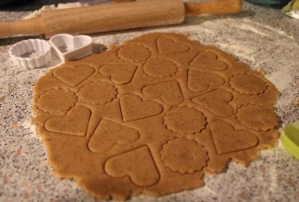 Ароматное имбирное печенье. Изображение № 3.