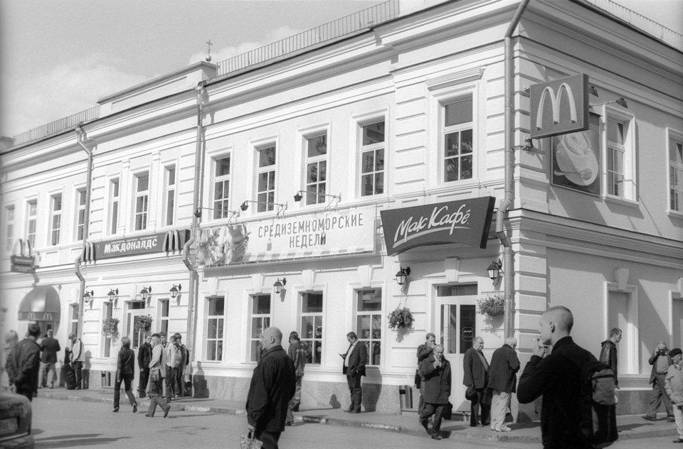 Камера наблюдения: Москва глазами Михаила Почуева. Изображение №25.