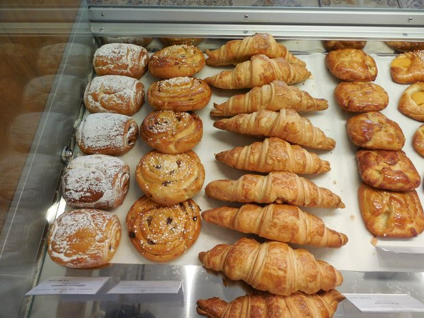 В Киеве открылись две пекарни-кондитерские La Brioche. Изображение № 1.