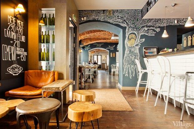 Новое место: Ресторан Jerome. Изображение №1.