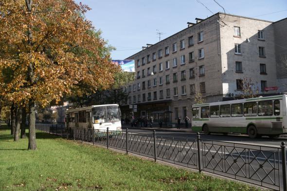 Начало проспекта Ленина. Изображение № 23.