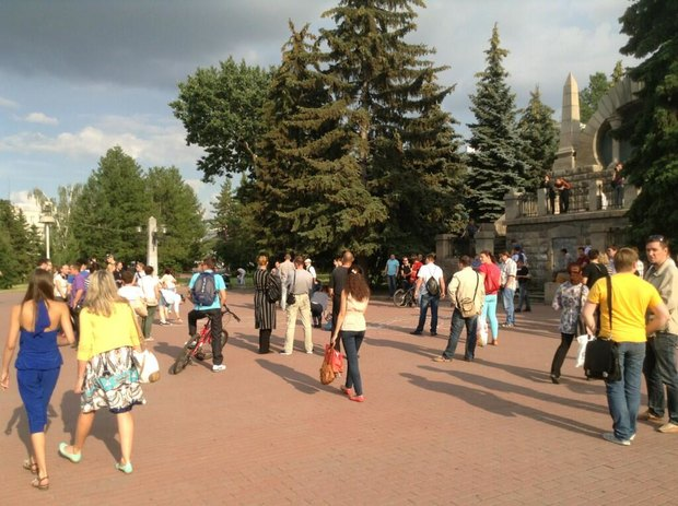 Прямая трансляция: «Обсуждение приговора Навальному». Изображение № 40.