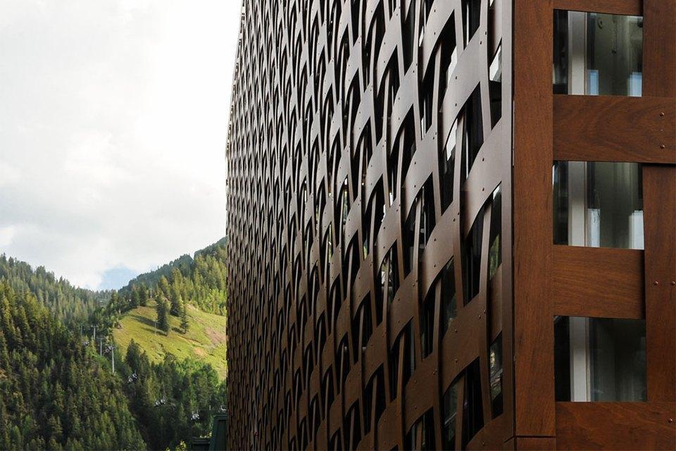 5 самых интересных зданий августа. Изображение № 4.