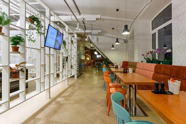Создатели KwakInn открыли ресторан самообслуживания свидом наВасильевский остров . Изображение № 4.