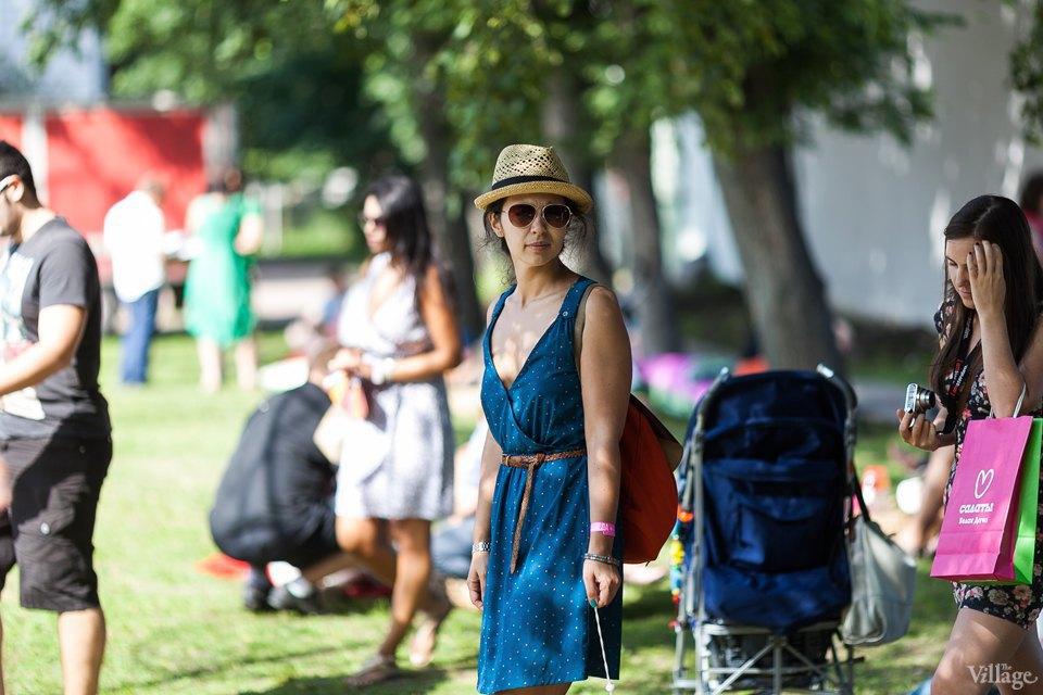Люди в городе: Посетители фестиваля «О да! Еда!». Изображение № 15.
