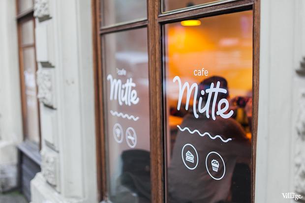 Новое место (Петербург): Кафе Mitte. Изображение № 4.