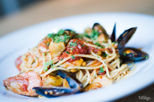 Спагетти с морскими гадами — 99 грн.. Изображение №27.