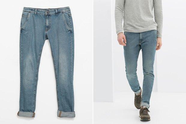 выкройкa детского джинсового пaльто