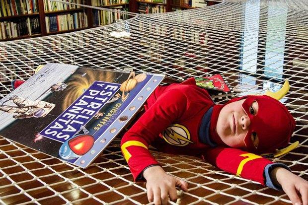 5 идей для городских библиотек. Изображение № 16.