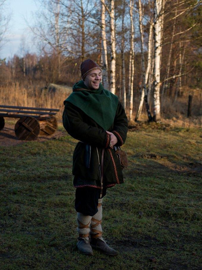«Такая военная демократия»: Как живут искем сражаются викинги под Выборгом. Изображение № 10.