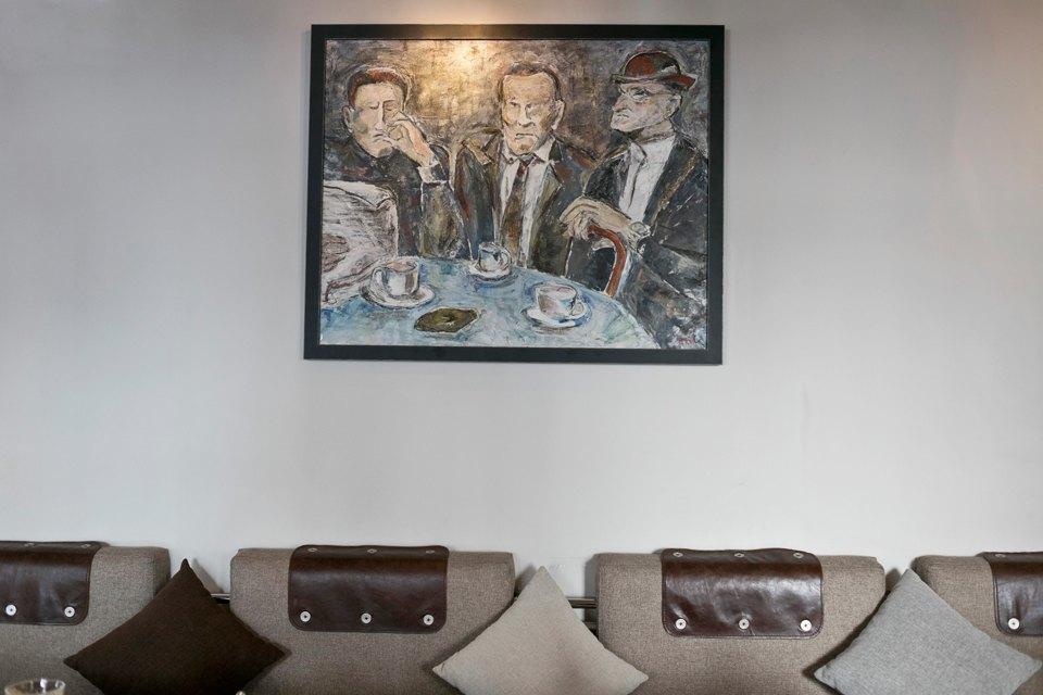 Основатель GetTaxi Шахар Вайсер окафе «Какесть». Изображение № 16.