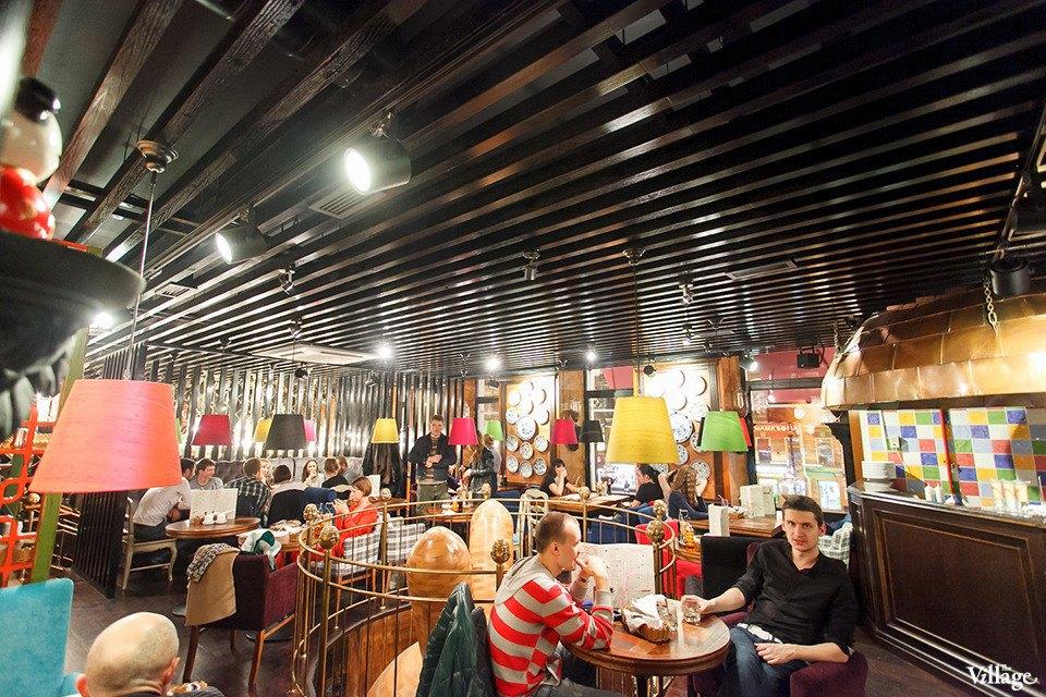 От заката до рассвета: 24 места, где можно поесть ночью в Петербурге. Изображение № 34.