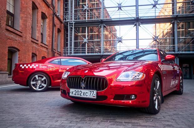 В автопарке «Яндекс.Такси» появились Maserati и Porsche. Изображение № 2.
