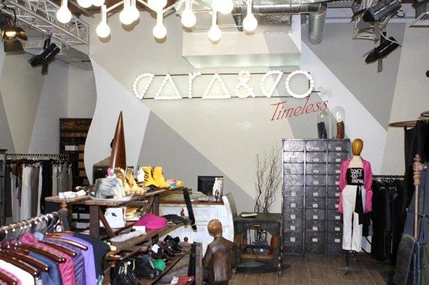 В «Outlet Village Белая Дача» открылся магазин Cara&Co Timeless. Изображение № 1.