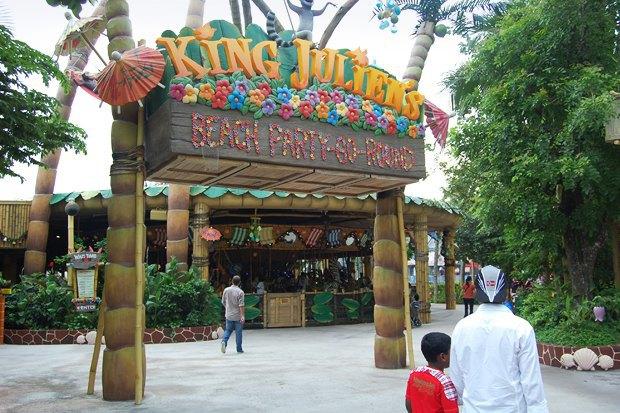 Парк DreamWorks в Сингапуре. Изображение № 2.