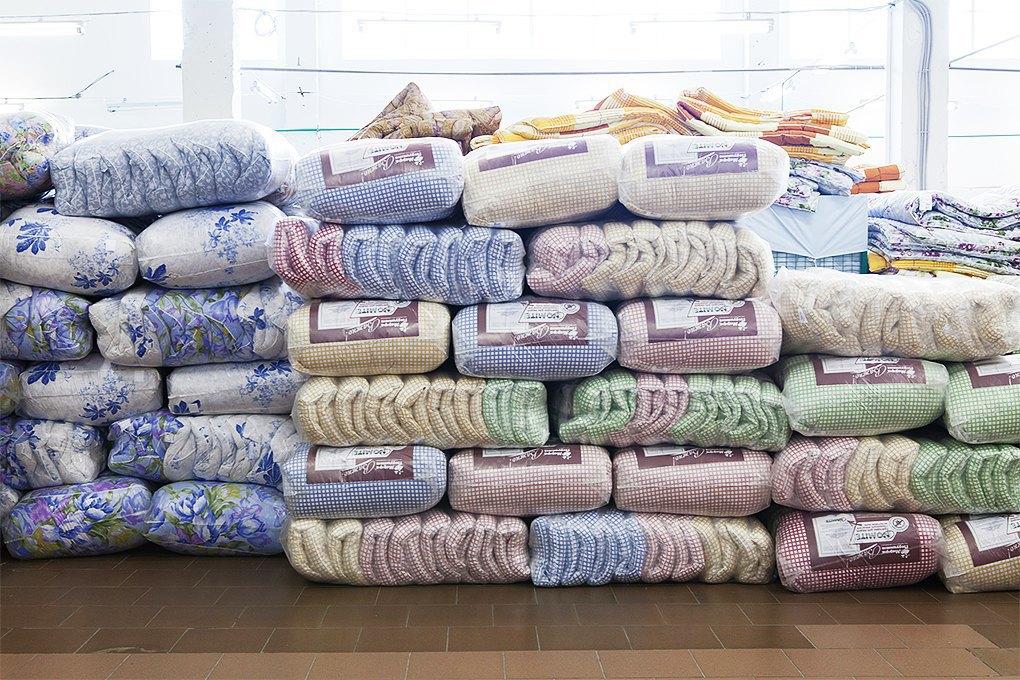 Производственный процесс: Как делают подушки. Изображение № 24.
